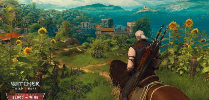 Le prochain DLC de The Witcher 3 se dévoile en images !