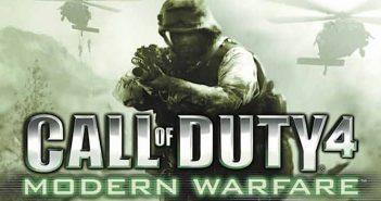 Call of Duty 4 Remaster et Infinite Warfare ?