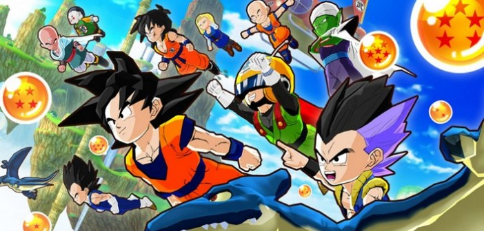 Un premier trailer intrigant pour Dragon Ball Fusions !