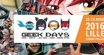 [Bilan] Les Geek Days à Lille, une première édition convaincante