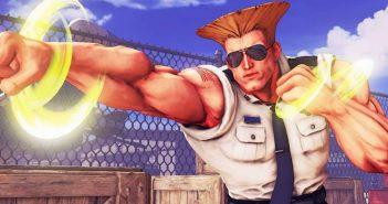 La date de l'arrivée de Guile sur Street Fighter V