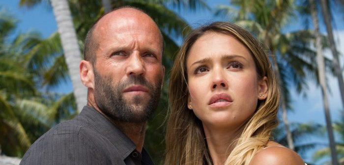 Le Flingueur 2 : première photo de Jason Statham et Jessica Alba