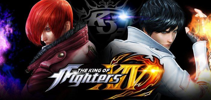King of Fighters XIV, 2 vidéos et un pre-order