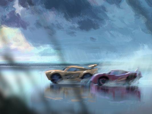 Cars 3 : premières images et premières infos