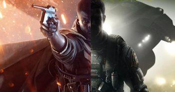 Battlefield VS Call of Duty : la guerre éclate de nouveau !