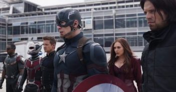 Captain America : Civil War rentre en force au Box-office US