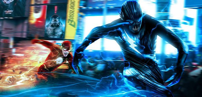 [Critique] The Flash S02 : catch me if you can !