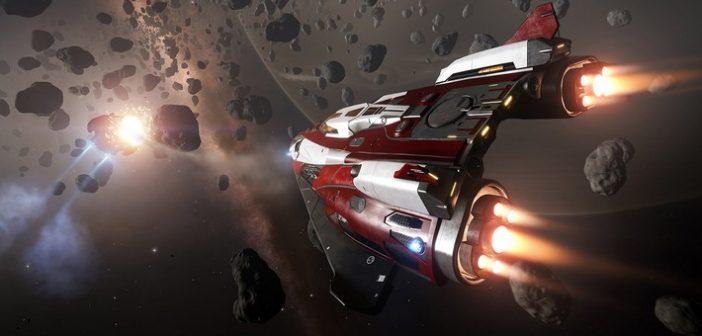Elite Dangerous: Horizons atterrissage prévu sur Xbox One