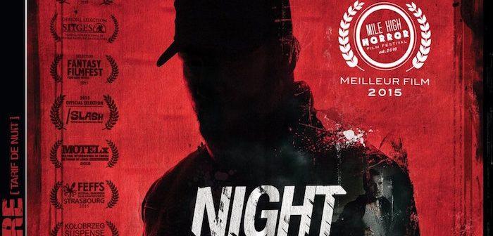 [Critique Blu-Ray] Night Fare, taxi fitness cherche têtards parisiens