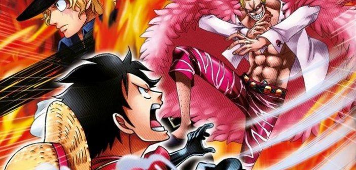 One Piece : Burning Blood : sa démo est arrivée !