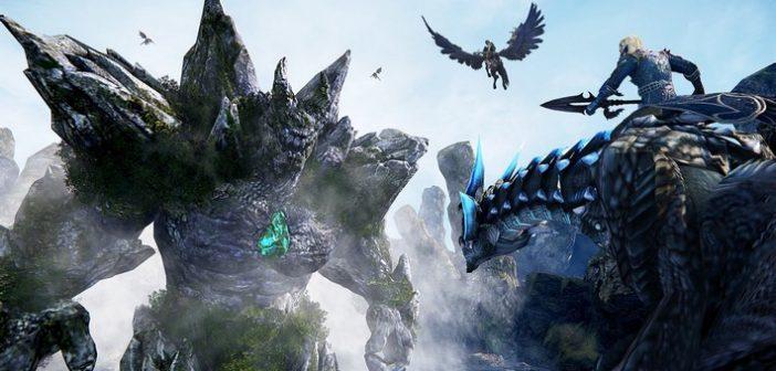 Riders of Icarus : les combats volants en vidéo !