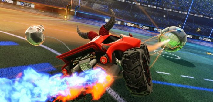 Rocket League devient cross-network !