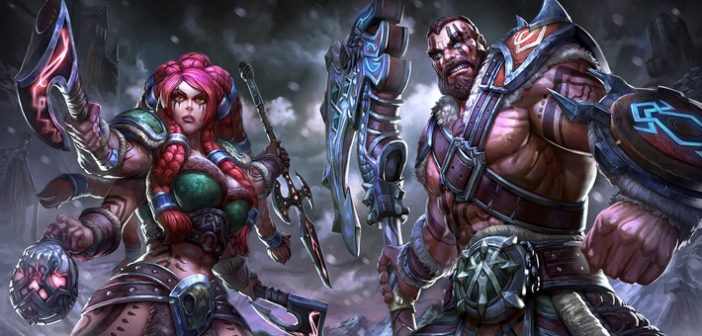 SMITE : une Invasion Viking pour le Masters tournament