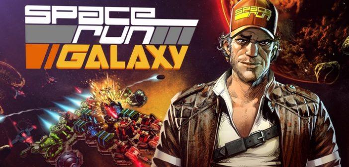 Un trailer de gameplay pour le Tower Defense Space Run Galaxy !
