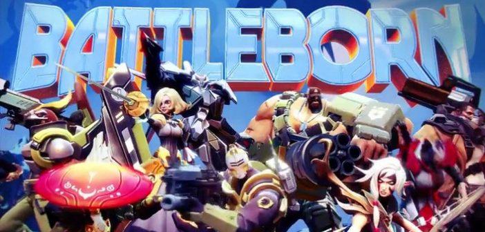 Battleborn et Battleborn Tap rejoignent enfin nos rangs !