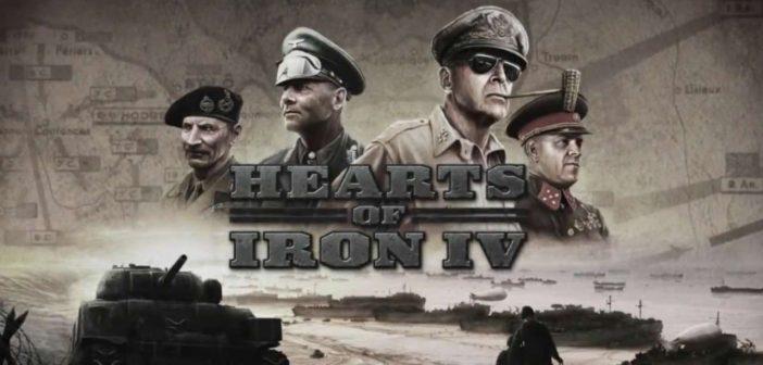 Les précommandes de Hearts of Iron IV ouvertes