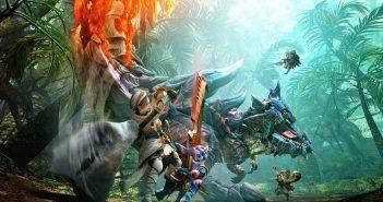 Une date de sortie et un bundle New 3DS pour Monster Hunter Generations !