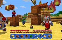Minecraft Wii U : le Super Mario Mash-Up Pack est de sortie !