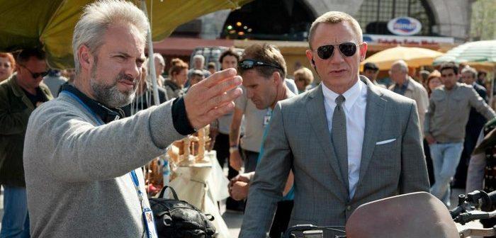 Sam Mendes claque la porte de James Bond