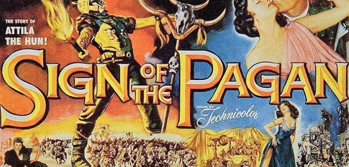 [Critique Blu-ray] Le Signe du païen, quand Attila devient un mythe biblique