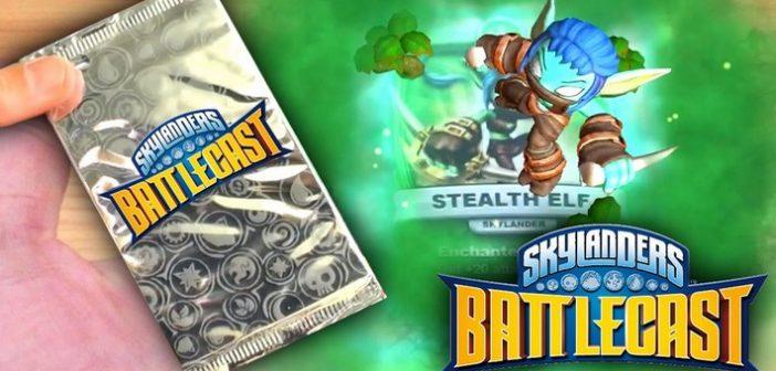 Skylanders Battlecast donne vie aux cartes à jouer !