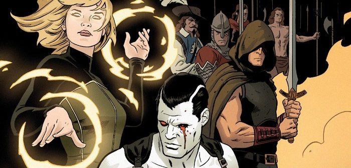 [Critique Comics] The Valiant : l'audace de Bliss Comics