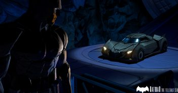 Batman : The Telltale Series se dévoile enfin