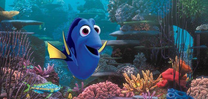 [Critique] Le Monde de Dory, Pixar a la mémoire qui flanche