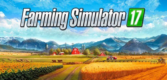 [E3 2016] Farming Simulator 17 récolte une vidéo !