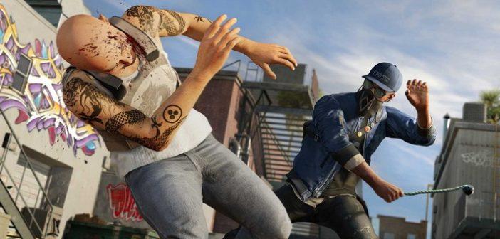[E3 2016] Watch_Dogs 2 : le partenariat Ubisoft / Sony reconduit
