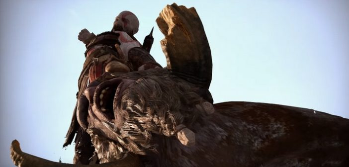 [E3 2016] God of War envoi du LOURD à la conférence Sony !