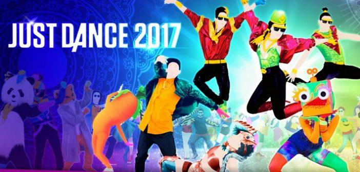 [E3 2016] Just Dance 2017, plus 200 titres via Unlimited