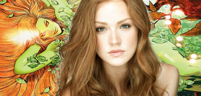 Maggie Geha sera la nouvelle Poison Ivy de Gotham S03 !