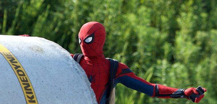 Premières photos du tournage de Spider-Man : Homecoming !