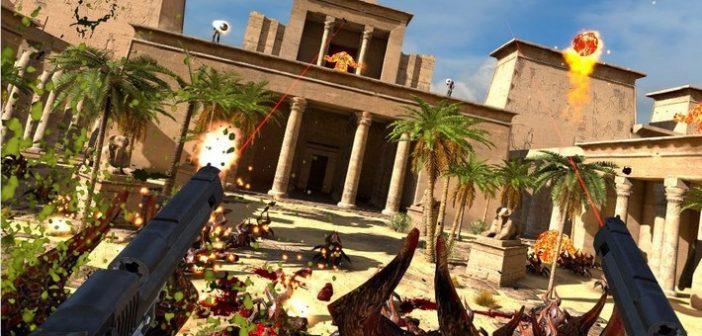 Serious Sam VR annoncé en réalité virtuelle !