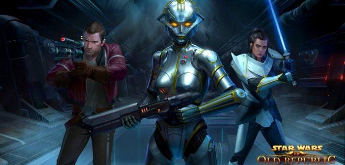 "Star Wars : The Old Republic accueille l'extension ""La Machination Gemini"""