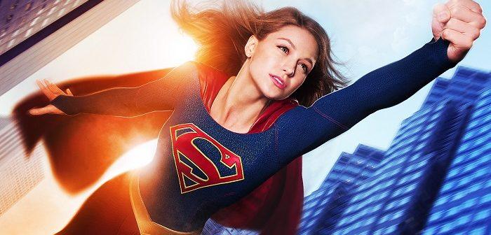 Superman s'invite chez Supergirl