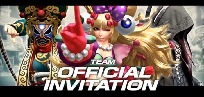 The King of Fighters dévoile son « Official Invitation »