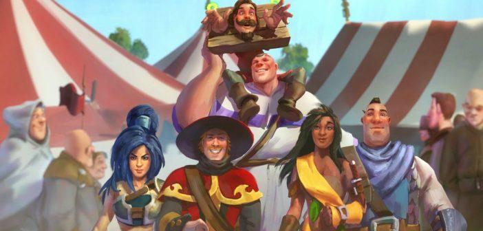 Champions of Anteria, nouvelle vidéo sur les héros