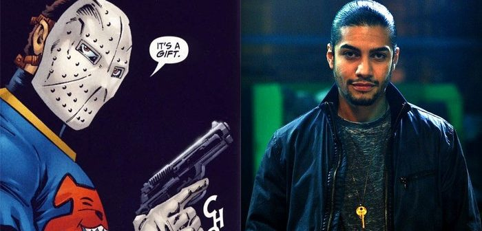 Rick Gonzalez sera Wild Dog dans Arrow
