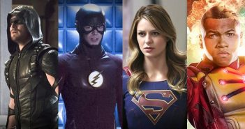 Arrow, Flash, Supergirl et DC's Legends of Tomorrow : le crossover ?