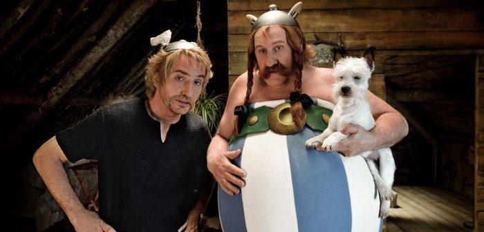 Astérix : deux films en préparation sans Gérard Depardieu !