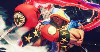 Balrog va distribuer des patates sur Street Fighter V
