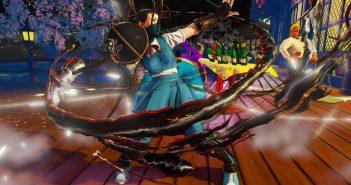 Des costumes et arènes pour Street Fighter V