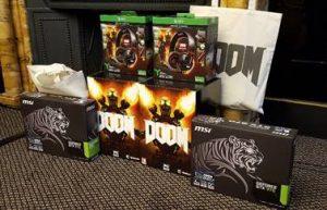 Les gagnants de la Doom Game Jam sont...