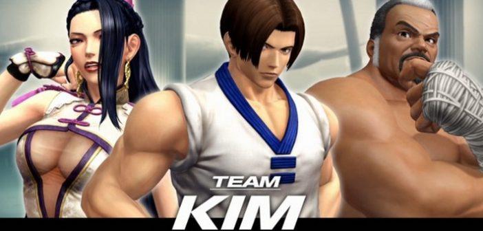 The King Of Fighters XIV : l'équipe KIM dévoile ses combattants !