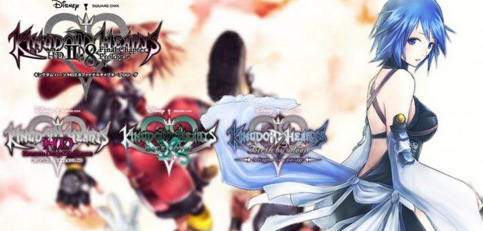Nouveau trailer pour Kingdom Hearts HD 2.8 Final Chapter Prologue