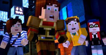 Minecraft : Story Mode, l'épisode 6 se la joue guests stars