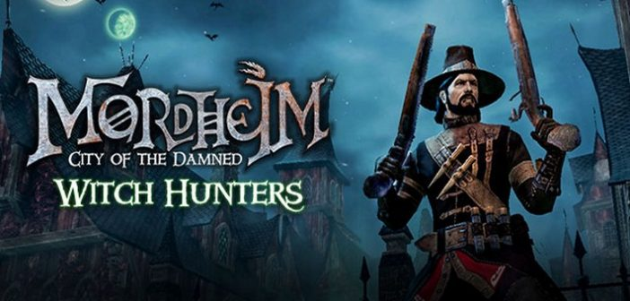 Les Witch Hunters débarquent dans Mordheim : City of the Damned !