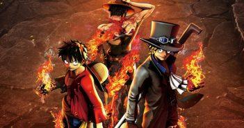 Votez pour choisir les trois prochains personnages dans One Piece Burning Blood !